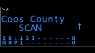Live police scanner traffic from Douglas county, Oregon.  10/22/2018   8:03 am