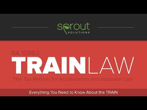 Philippine Train Law: An Overview
