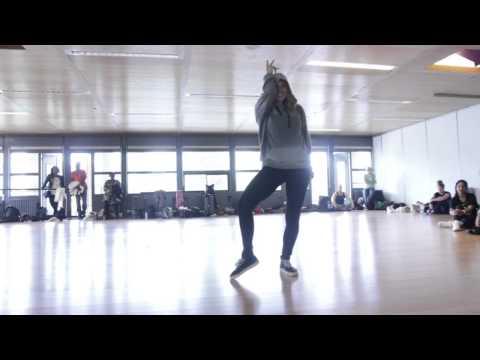 Laure Courtellemont - The Weekend Gone - Global Dance Centre  2014