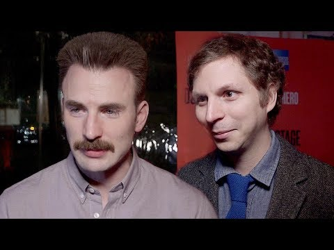 Michael Cera, Chris Evans, Brian Tyree Henry, and Bel Powley on the Relevance of Lobby Hero
