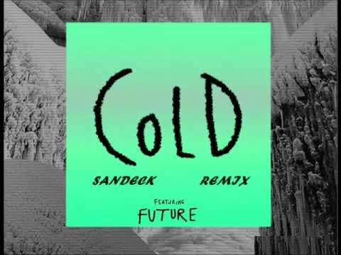 Download Maroon 5 - Cold (Sandeck Bootleg) Ft. Future (FREE DOWNLOAD)