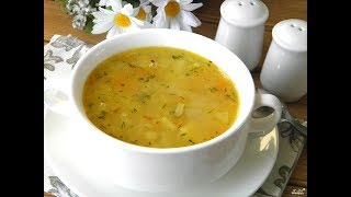 гОРОХОВЫЙ СУП Как в Детском Саду! Как правильно варить горох в супе. С копчёностями курицей рецепт