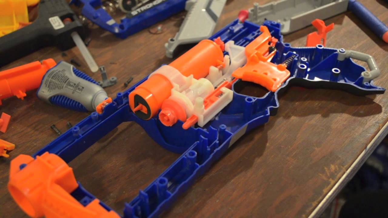Review: Elite Strongarm Unboxing, and Internals Overview ...