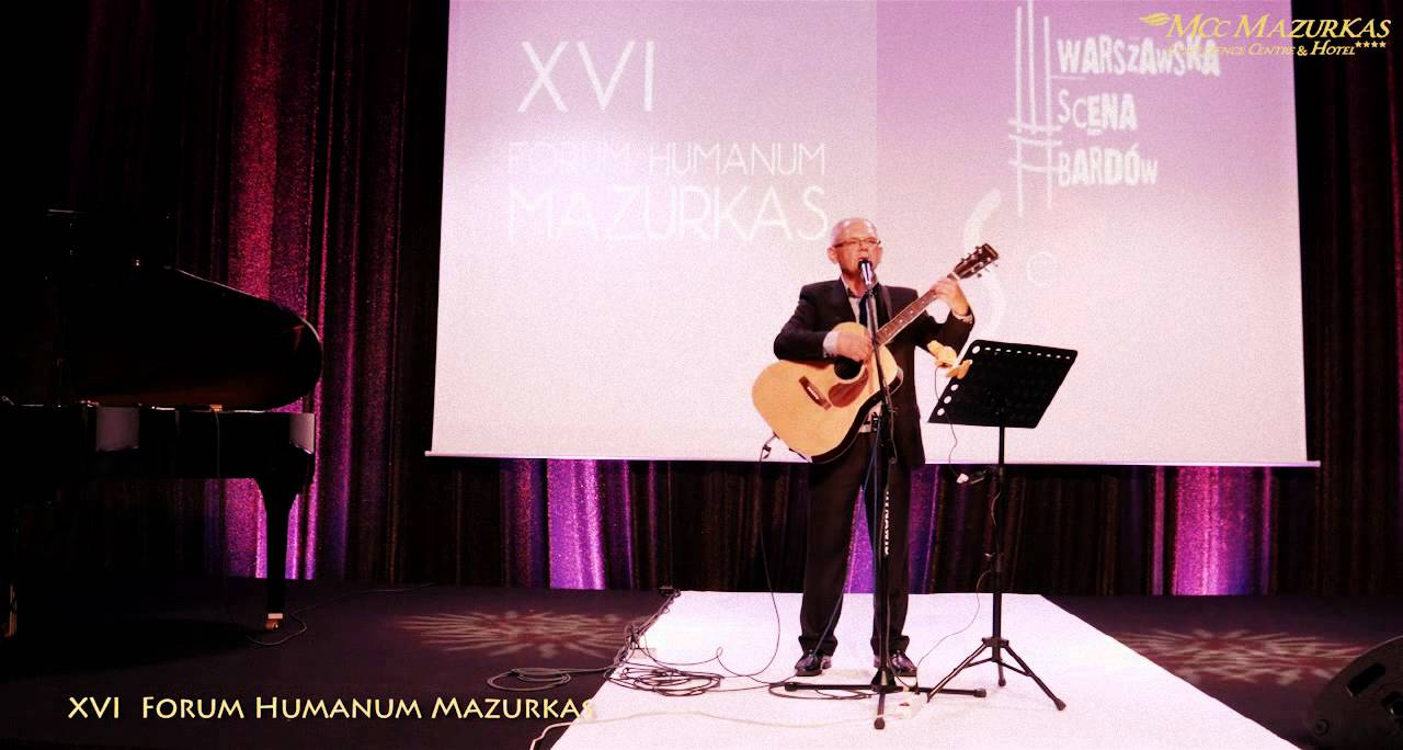 XVI Forum Humanum Mazurkas - Stanisław Klawe-