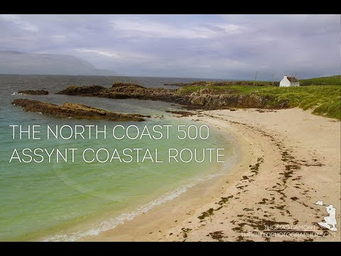 Assynt Coastal Route - North Coast 500 Scotland (Real Time)