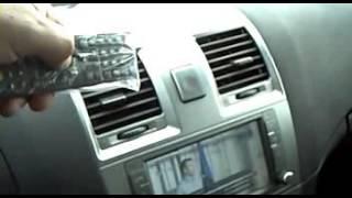 Прием цифрового ТВ в автомобиле.