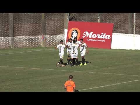 Gol de Flandria 1 a 0 vs Acassuso