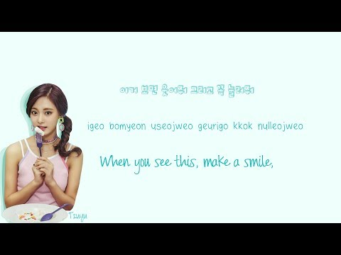 TWICE (트와이스) LIKEY Lyrics (Han|Rom|Eng) Color Coded