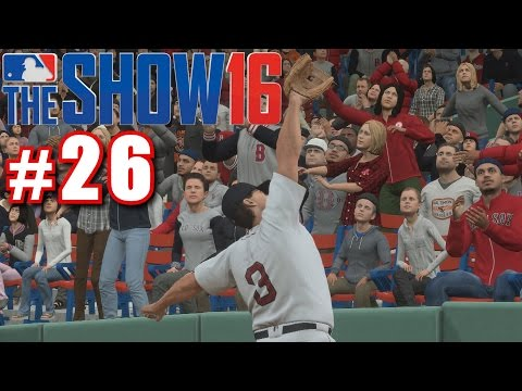 BABE RUTH AT FENWAY! | MLB The Show 16 | Road to the Show #26