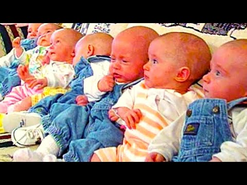 These Septuplets Were The First Ever To Survive Birth – And Here's What They Look Like 20 Years On