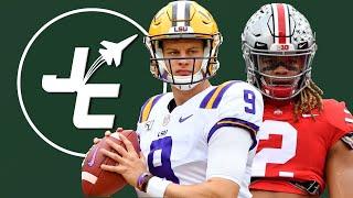 Way-Too-Early 2020 NFL Mock Draft