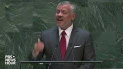 WATCH: Jordan King Abdullah II ibn Al Hussein's full speech to the UN General Assembly