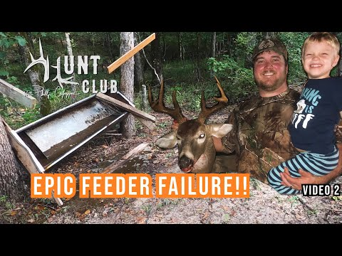 8-23-20_Deer Feeder FAIL    Preseason Prep   VIDEO 2