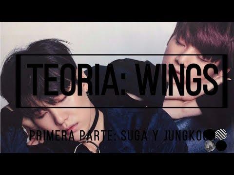 TEORIA WINGS (Interpretacion realista) #1 Suga y Jungkook ¿El bien y el mal?