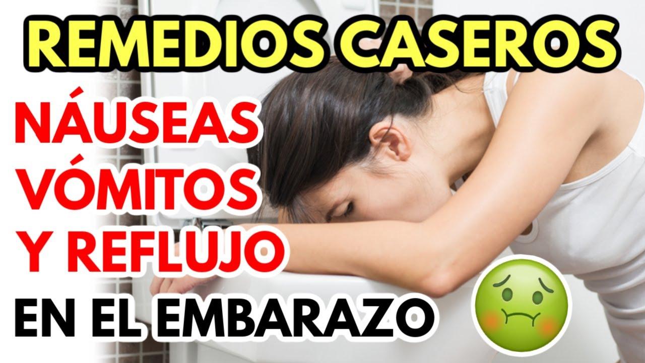 CÓMO EVITAR LAS NÁUSEAS Y VÓMITOS EN EL EMBARAZO | LIEBE MAMI
