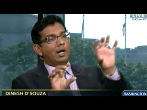 "Dinesh D'Souza On ""The Big Lie: Exposing The Nazi Roots Of The American Left"""