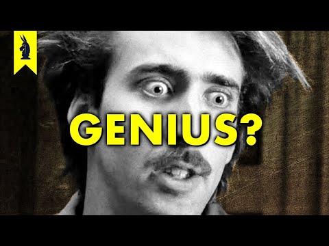 Nicolas Cage: Insanity Turned Genius – Wisecrack Vlog