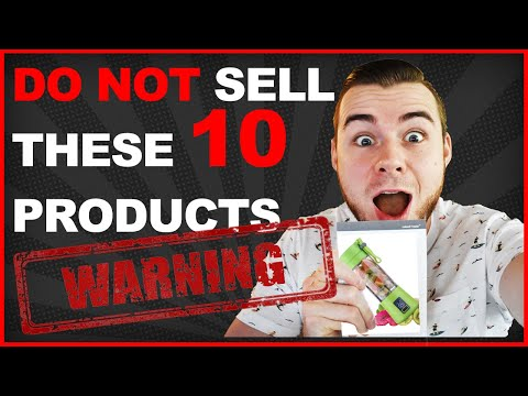 DO NOT SELL THESE DROPSHIPPING PRODUCTS! Shopify Dropshipping in 2020 thumbnail