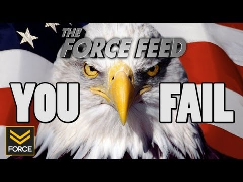 The Force Feed - American Gamers Can