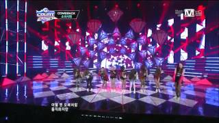vuclip [HD] SNSD - I Got A Boy Comeback Stage