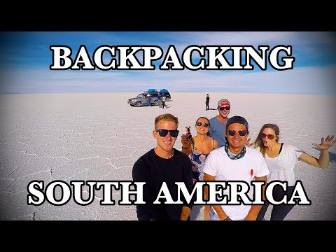 BACKPACKING SOUTH AMERICA | 2,5 Months of Amazing Adventure