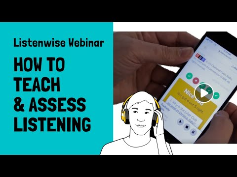 Listenwise Blog - Teach your students to listen with The Power of