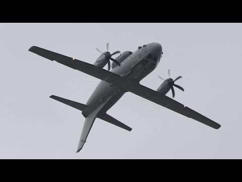 C-27J Spartan at RIAT 2017