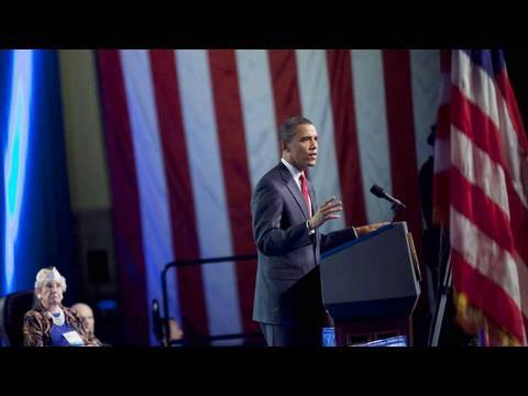 President Obama Speaks to the Veterans of Foreign Wars