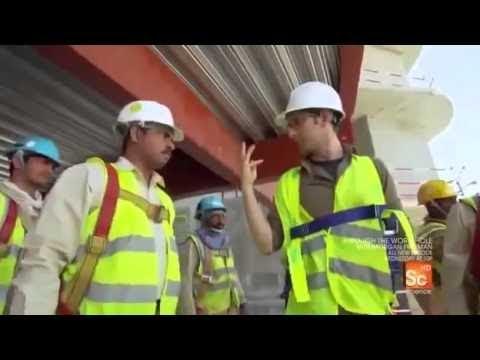 Megastructures Abu Dhabi Central Market Documentary