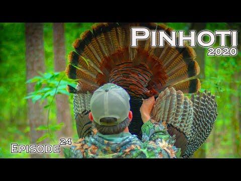ALABAMA NATIONAL FOREST GOBBLER | LATE SEASON | PUBLIC LAND | TURKEY HUNTING the SOUTH- Pinhoti 2020