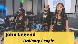 """DNA Unplugged "" - Ordinary People"