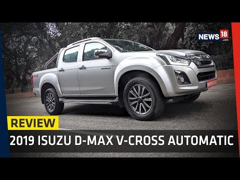 2019 Isuzu D-Max V-Cross Diesel Automatic Review | How Bad do You Want it?