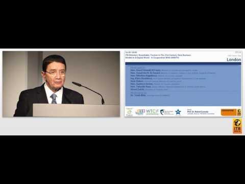 Tourismus im 21. Jahrhundert: Neue Geschäftsmodelle im Zeitalter der Digitalisierung - mit UNWTO