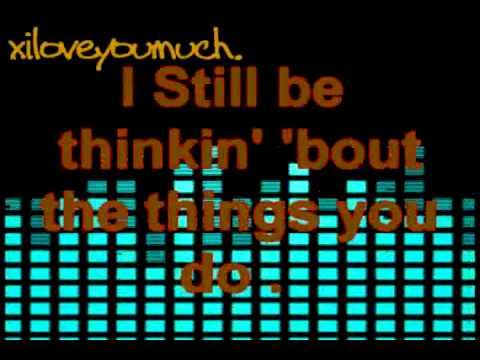 Trey Songz - Holla If You Need Me [ Lyrics On Screen ! ]