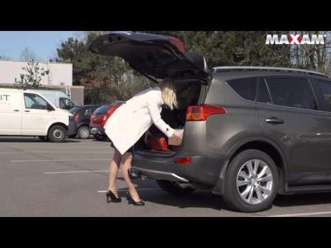 Maxam trunk release for Toyota RAV4  YouTube