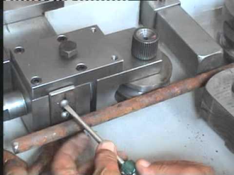 u bolt bending machine