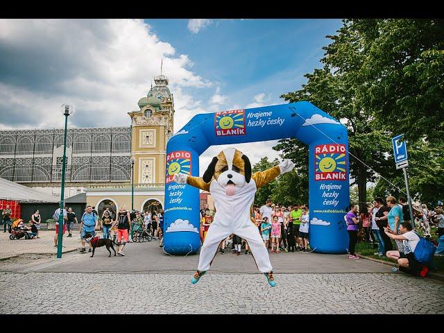 Běhejme a pomáhejme útulkům Praha 2019