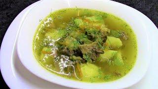 Наваристый картофельный суп без всяких заморочек, просто и очень вкусно.
