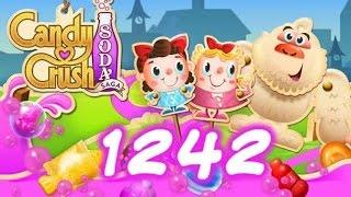 Candy Crush Soda Saga Level 1242