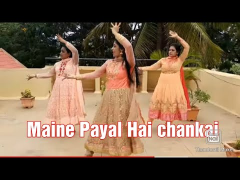 I dipali dance and fitness station ( Maine Payal hai chankai and Navrai Majhi)