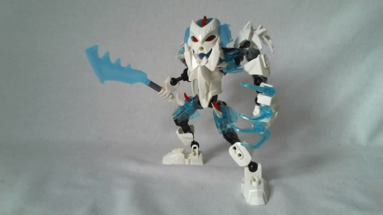 Lego Hero Factory Video Review Frost Beast Français Youtube