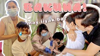 BAKUNA DAY! (April 9-17, 2021.) | Anna Cay ♥
