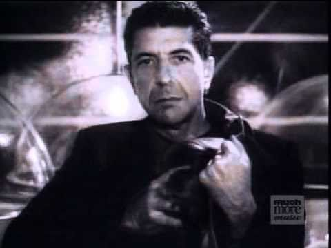 Leonard Cohen - Dance Me To The End Of Love - Lyrics