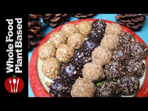 Laura Bars: Whole Food Plant Based Recipes