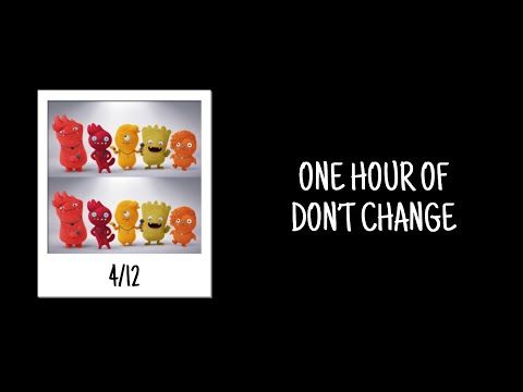 One Hour of Don&39;t Change by Why Don&39;t We