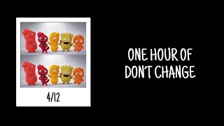 One Hour of Don't Change by Why Don't We MP3