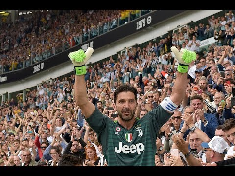 #UN1CO: Gianluigi Buffon says goodbye