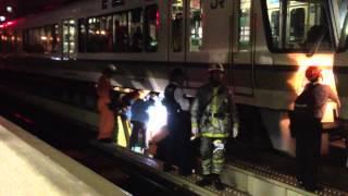 Repeat youtube video 2012.5.4 21時半ごろ、JR新今宮駅のホームにて 電車の人身事故