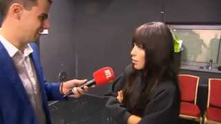 Loreen - Live! Planet People interview (RTL, 27.10.2014)
