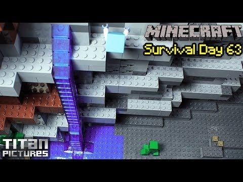 Lego Minecraft Survival 63